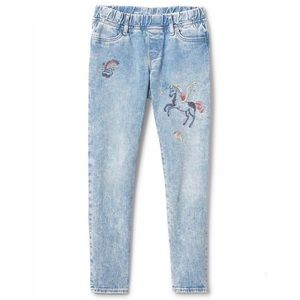 GAP KIDS UNICORN Superdenim Embroidered Favorite